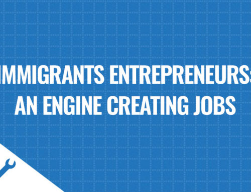 Immigrants Entrepreneurs: An Engine Creating Jobs